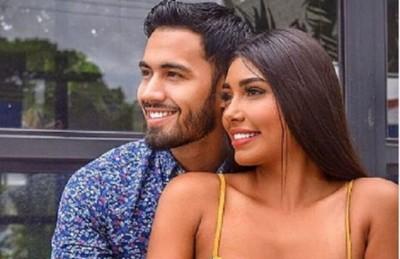 Ex Calle 7 expresó su emoción ante el hijo que tendrá con la ex Miss Bolivia