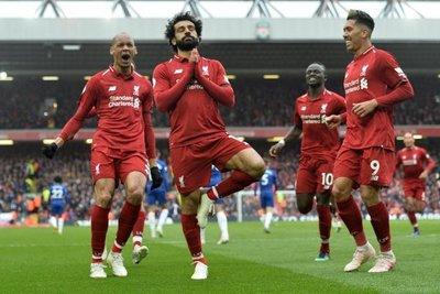 Liverpool derrota al Chelsea y al pasado
