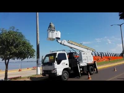 Municipio reacondiciona lugares turísticos de Encarnación
