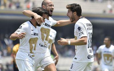 Carlos González mantiene vivo a Pumas