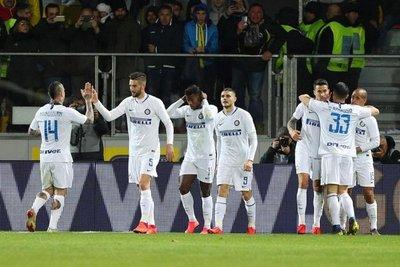 El Inter consolida su tercera plaza