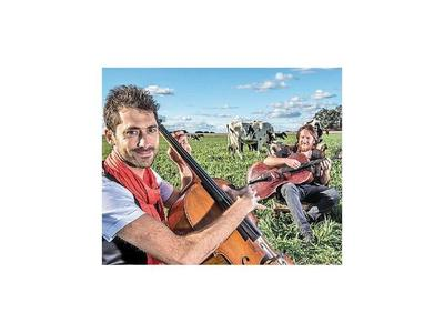 Dúo argentino de violonchelo toca mañana en la OSN