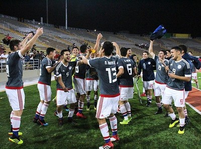 La Albirrojita Sub 17 logró su pase al Mundial de Brasil