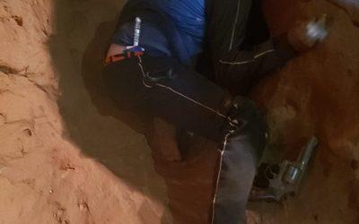 Capataz mató a presunto ladrón en Itakyry