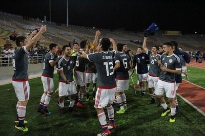 Paraguay sub 17 accede a mundial de la categoría