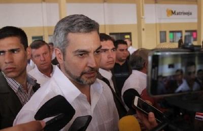 Abdo Benítez suprime elección de legisladores del Parlasur