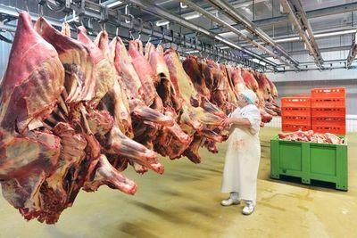 Bajo precio de carne argentina y brasileña razón principal de menor exportación