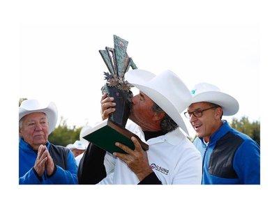 Franco triunfa en el Shaw Charity Classic en Canadá