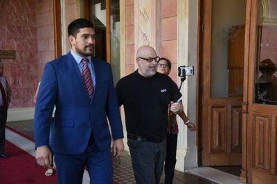 Paraguayo Cubas alega que no puede ser sustituido durante su suspensión