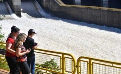 Atractivos de Itaipu abiertos en Semana Santa