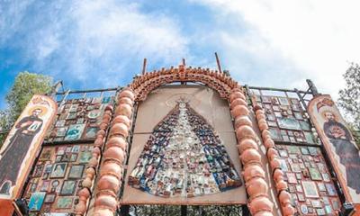 Tañarandy se prepara para recibir a fieles con cerámica – Prensa 5
