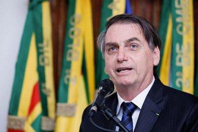 Jair Bolsonaro es el líder con mayor interacción en Facebook