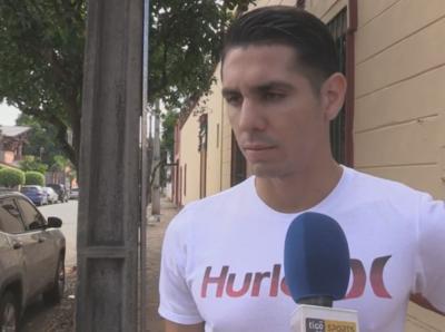 Walter Rodríguez analiza lo que será el juego contra Cerro