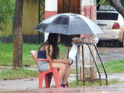 La historia detrás de la joven que vende bollo