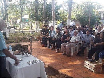 Víctimas de la dictadura conmemoran los 43 años de Pascua Dolorosa en Misiones