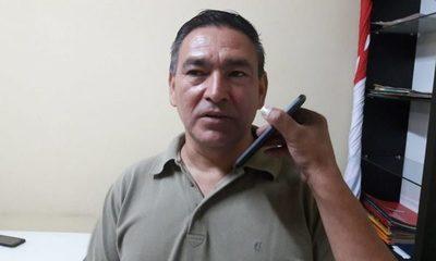 Abilio Lezcano es nuevo director de tránsito de CDE