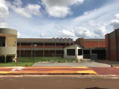 Ultiman detalles para inaugurar nueva sede del SNPP en Santa Rita