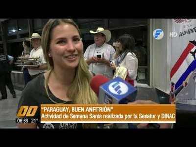 """""""Paraguay, buen anfitrión"""""""