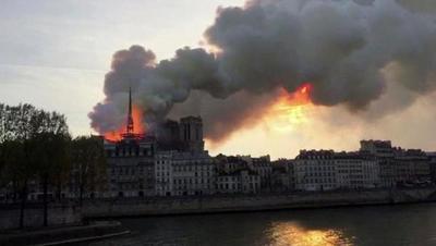 Nostradamus predijo el incendio de Notre Dame