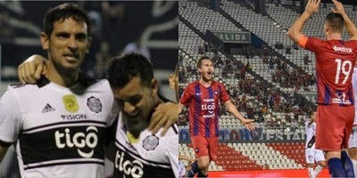 Cerro y Olimpia regularizan partidos este martes