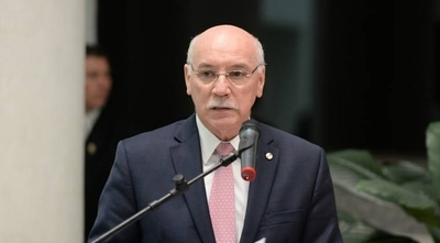 Supresión de elección del Parlasur debe hacerse vía ley, dice excanciller