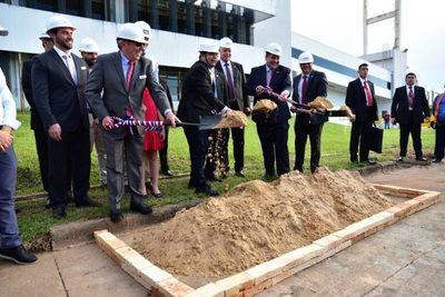 Dinac inicia obras de ampliación en terminal norte del Aeropuerto Silvio Pettirossi