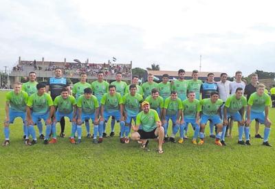 Muchos goles en Liga Santarriteña