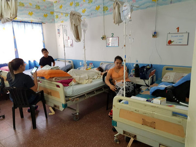 Urge la habilitación de UTI  infantil en Hospital Regional