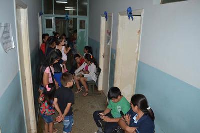 En estado deplorable funciona  hospital de IPS en Hernandarias