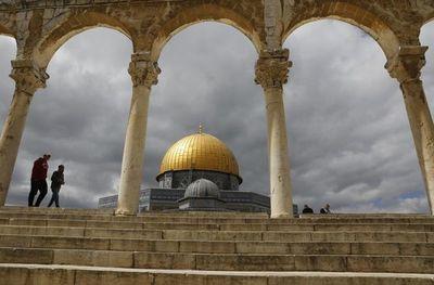 Incendio causa reducidos daños en Explanada de las Mezquitas en Jerusalén