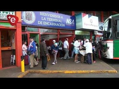 LIBERAN HORARIO DE BUSES