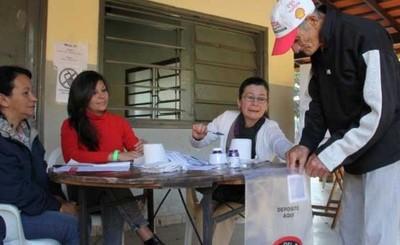 Colorados quieren negar miembros de mesa a Miguel Prieto