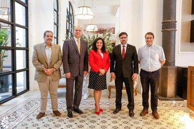Proyecto de protección de edificios patrimoniales de calle Palma