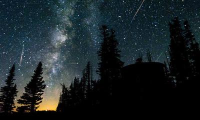 Una lluvia de estrellas se podrá ver en nuestro país – Prensa 5