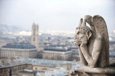 Los misterios de Notre Dame: Las Gárgolas y la Puerta de Santa Ana