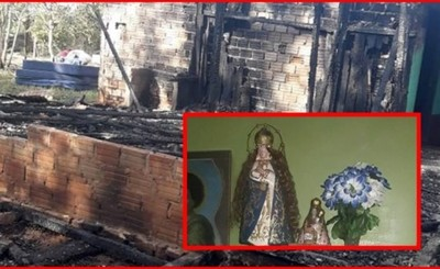 Intentan quemar vivas a dos hermanas en Minga