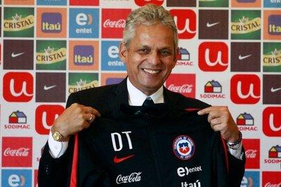 Rueda espera seguir en Chile