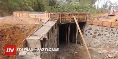 SAN RAFAEL DEL PNÁ: CONSTRUCCIÓN DE PUENTES EN COMUNIDADES RURALES.