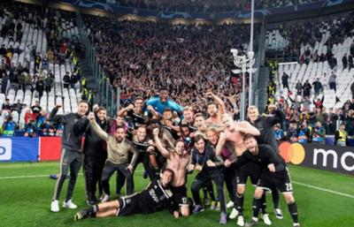 Champions: Ajax eliminó a la Juventus de Cristiano Ronaldo