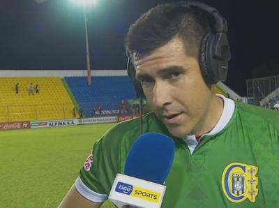 Joel Silva se erige como figura en el empate entre Capiatá y Cerro