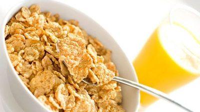 Consumo de cereales presentó aumento