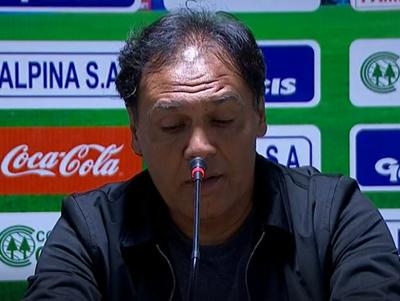 El análisis de Celso Ayala, DT de Capiatá