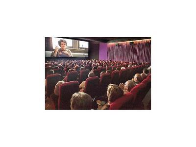 Cines locales suben precios de entradas en salas 2D y 3D