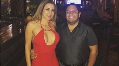 Vivi Figueredo Fue Sorprendida Con Un Striper Y Contó Cómo Reaccionó Su Marido