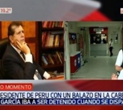 Caso Odebrecht: Expresidente de Perú se disparó al ser detenido