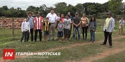 INICIA CONSTRUCCIÓN DE VIVIENDAS SOCIALES EN GRAL. ARTIGAS