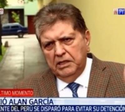 Familiares confirman la muerte de expresidente de Perú