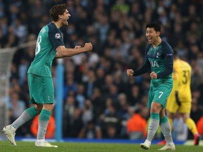 Llorente y el VAR reinan en la locura; y el Tottenham pasa a semifinales