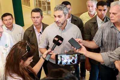 Abdo asegura que Instituto de la Carne no avanzó por falta de consenso