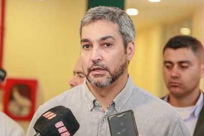 Presidente de la República apoya el desbloqueo de la lista sábana
